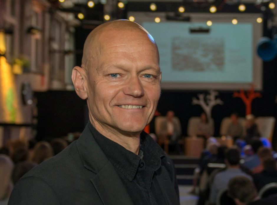 Aasmund Bunkholt, daglig leder i TreFokus.
