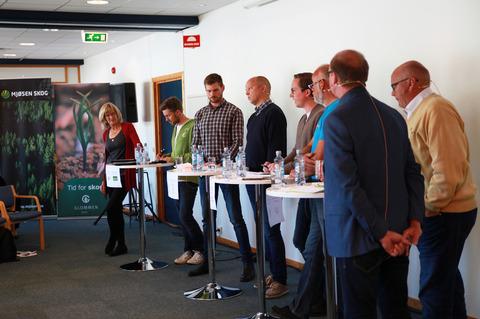Samstemte politikere fra Hedmark og Oppland. Skognæringen skal løftes.