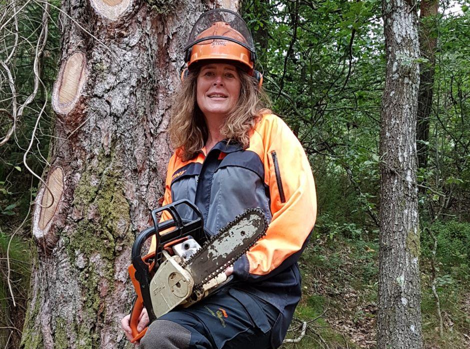 Kjersti Rørmo er styreleder i Kvinner i Skogbruket.