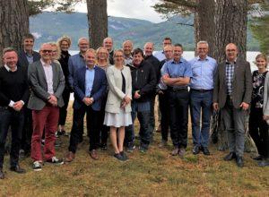 Samarbeid mellom de nordiske landene