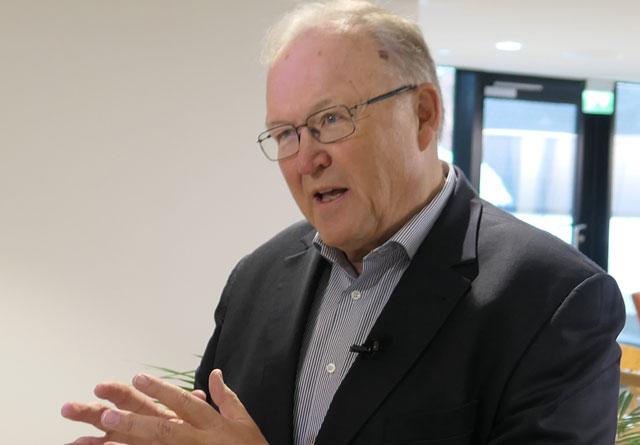 Göran Persson åpnet årets Tømmer & Marked 2019.