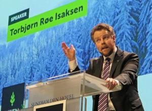 – Skog er avgjørende i klimakampen