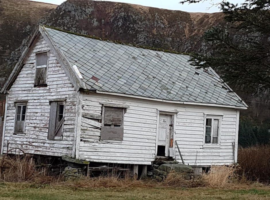 Eksempel på dødsbo i landbruket. Foto: Ellen Alfsen