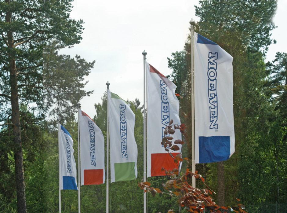 Viken Skog SA benytter seg av forkjøpsretten og kjøper seg opp til 33 prosent eierandel i Moelven Industrier ASA