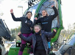 Rekordmange skog-jenter på Sønsterud neste år