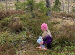 La skogbunn i bybarnehager