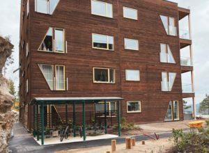 Nasjonal pris til Trehusene på Løkenåsen